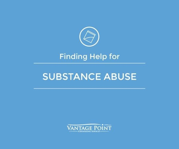 finding help substance abuse