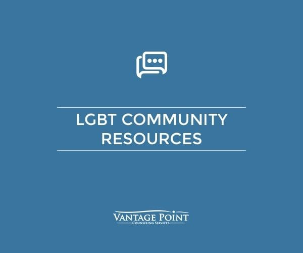 LGBT community resources