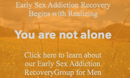 early men's recovery group
