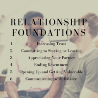 What is a Solid Relationship Foundation?